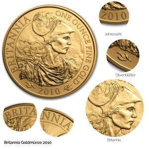 Britannia Gold 2010