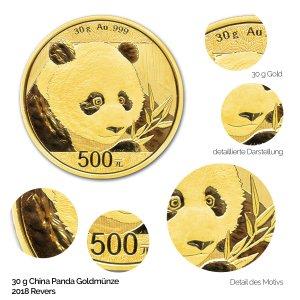 China Panda Gold 2018