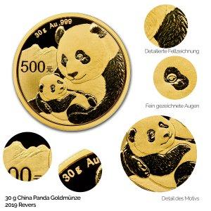 China Panda Gold 2019