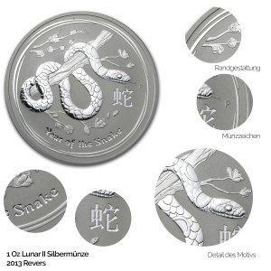Lunar 2013 Jahr der Schlange